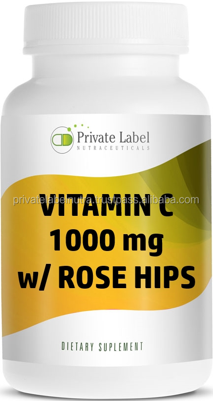 High Quality Supplement Tablets VITAMIN C 1000mg