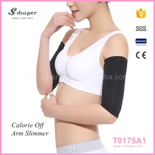 Slim Arm Shaper Compression Sleeve,Protective Elastic Arm Elbow Sleeves Sport,Arm Sleeve
