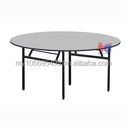 Round Banquet Table / Folding Table