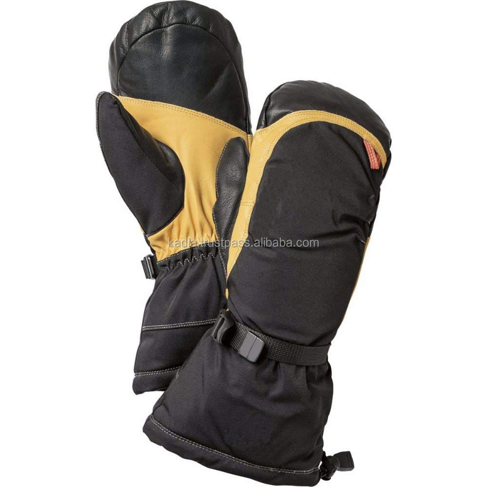 Snow Ski Mens Gloves