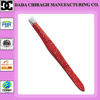 Wholesale Beauty Supply Slant Tip eyebrow tweezer
