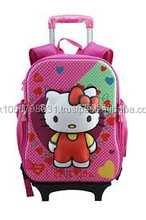 best-selling book trolley school bag