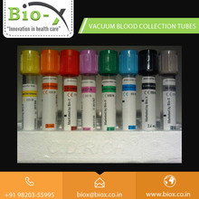CE Approved Vacuum Blood Collection Test Tube for Medical Use