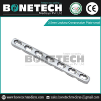 Popular Orthopedic Titanium Ulna and Radius Locking Compression Plate
