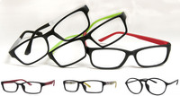 Eyeglasses and lenses