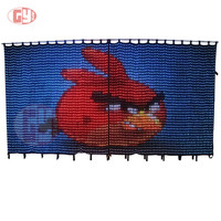 led light stage curtain flexible dj booth led curtain