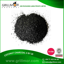 Carbon Activated Long Burning Granulated Charcoal Direct from Factory