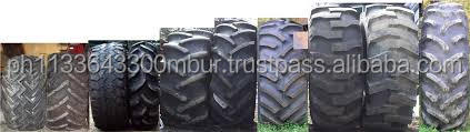 550/45-22.5 11.2R24 used tractors tyres for sale