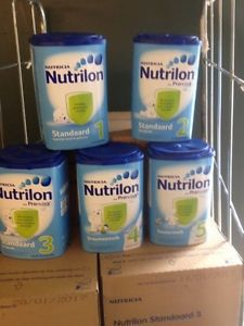 NETHERLANDS NUTRILON baby milk powder all stages available for sale