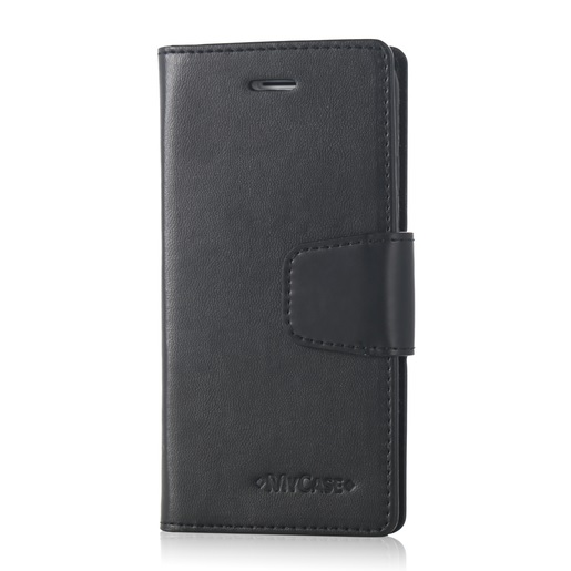 MyCase Leather Wallet for Samsung J1 2016