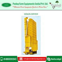 Different Capacity Highly Effective Grain Dryer at Best Selling Price