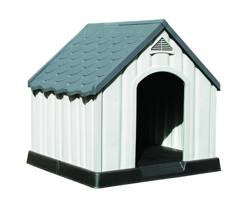 XL Large Heavy Duty Plastic Dog Kennel Pet Shelter PLASTIC DURABLE OUTDOOR