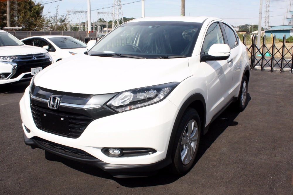 Used Mint Condition 2016 Honda Vezel 1.5 X Petrol From Japanese Supplier