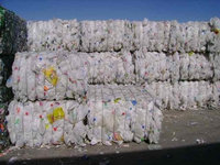 HDPE Milk Bottle Scrap Available for Sale