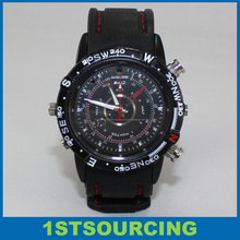 Waterproof Watch 1280*960 WATCH Camera Hidden Video Recorder HD DVR Watch FS-SHC027