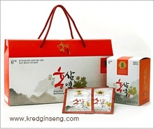 Sell the honeyed red ginseng liquid