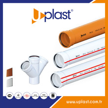 Waste Water Pipe And Fittings pvc