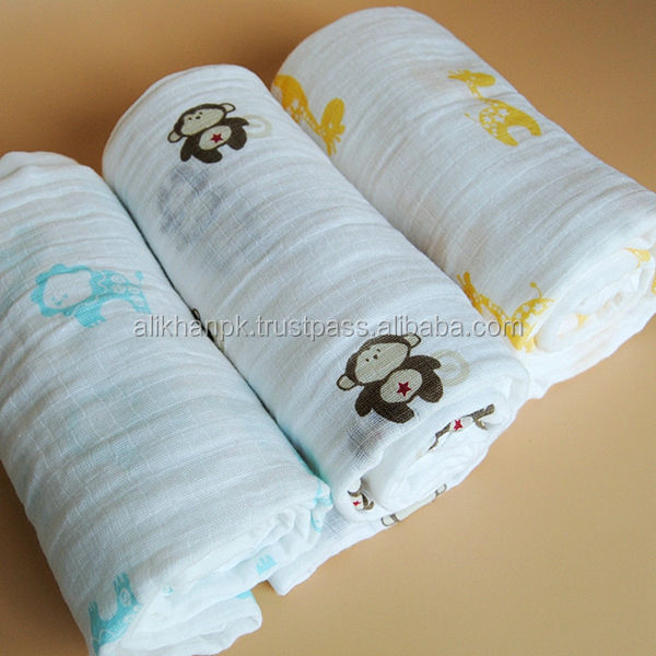 Swaddle Blanket for New Born Baby
