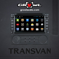 "OEM ANDROID HEAD UNIT 8"" CAPACITIVE TOUCH FIT FOR FOTON TRANSVAN"