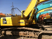 Cheap Price used excavator for sale, used/second hand Komatsu excavator PC240 pc240-8 pc240LC-8 pc240-7 pc240-6