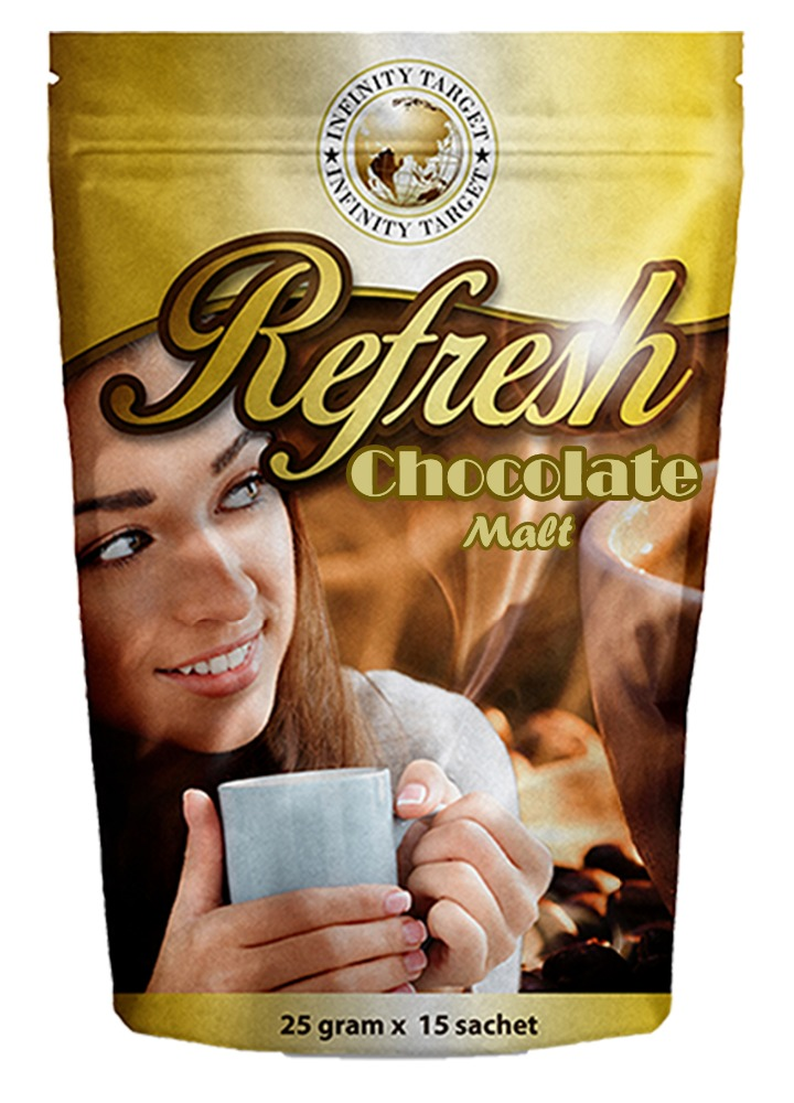 Refresh Chocolate Malt
