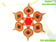 Ratna handicrafts Exclusive assemble-able Rangoli RH-BM-R008