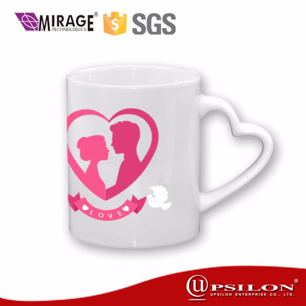 Colorful Customized Design Image Heat Sublimation Mugs Wholesale