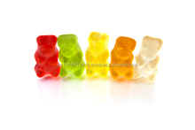 GMPc DIETARY SUPPLEMENT Natural Flavored GUMMY BEARS Vitamins for Kids
