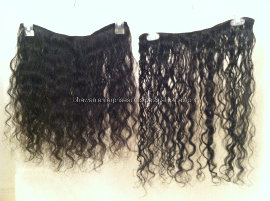 100% Raw virgin Human Brazilian hair