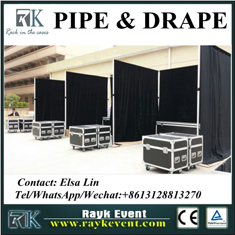 2016 New products 3x3 exhibition booth portable exhibition booth custom trade show booth exhibit display from China