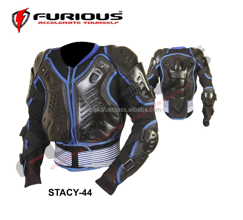 STACY-44 Motorcycle Protection Jacket