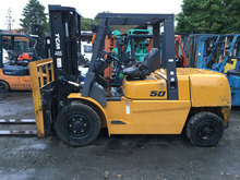 USED JAPANESE FORKLIFTS at reasonable prices!
