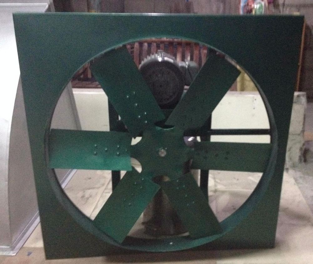 Industrial Exhaust Fan, Centrifugal Blower, Tubular Inline