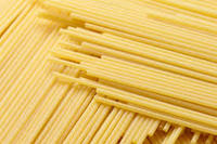 Slim spaghetti available, Pasta Manufacturer