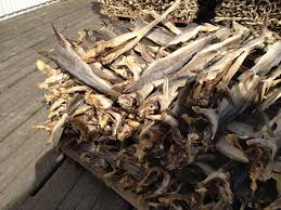 Dried StockFish from Norway