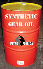 SYNTHETIC 75W-90_GEAR OIL_*55 Gallon Drum