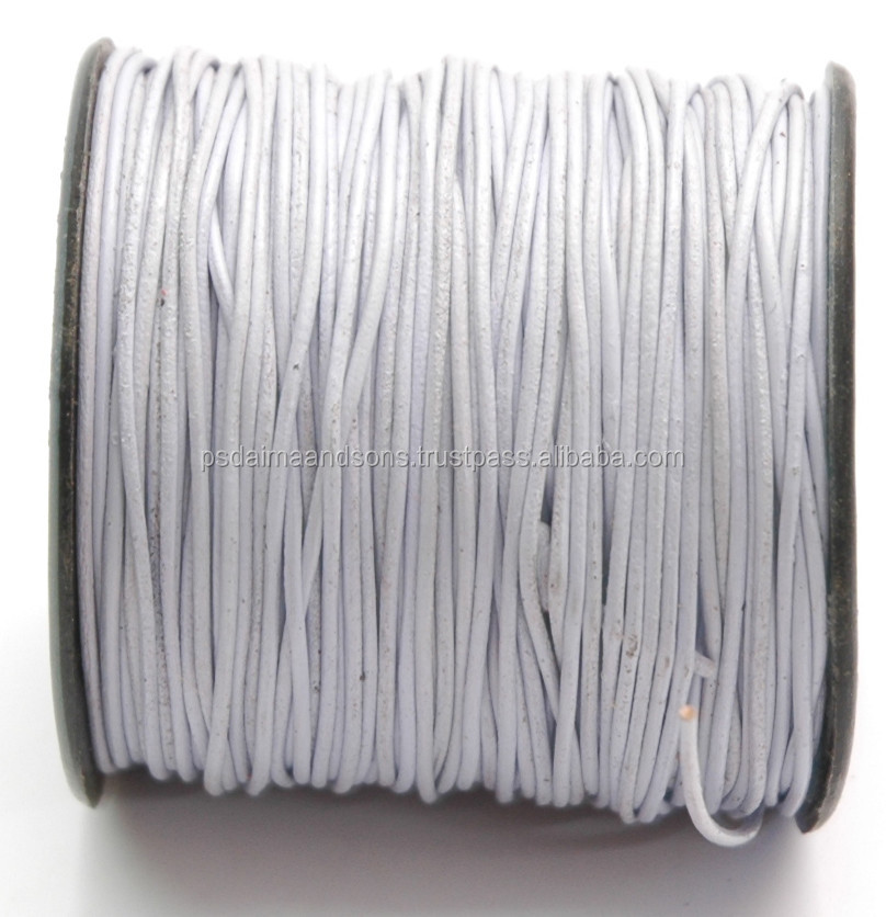 10 MM Leather Cord At P.S.Daima & Sons