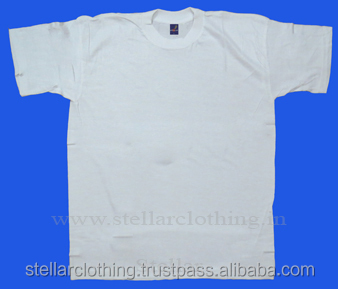120 GSM Cheap quality Promotional T-shirt