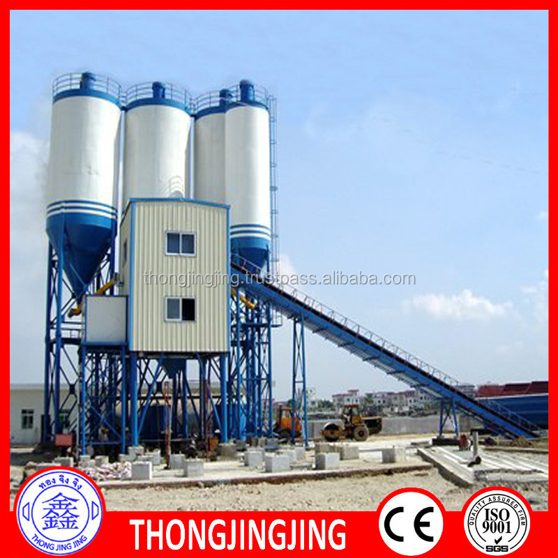 HZS25 small concrete batching plant for sale