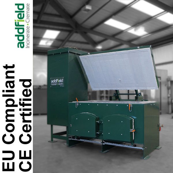 Pet, Animal Cremator / Incinerator from Addfield [CE / EU Compliant)