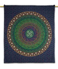 "Hippie Table Cloth Mandala Tapestry Designer Wall Art Blue Bedspread 92"" X 83"" Gift Art IndiaTP653"