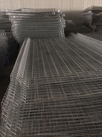 High Quality Hot Dipped Galvanized BRC Fence,BRC,BRC Mesh(ISO 9001)