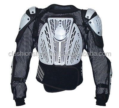 The Best Motorcycle Motocross Off road racing Safety Body armor jacket Protect body