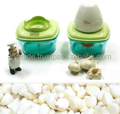 Automatic Garlic Peeler with General Mixer & Chopper
