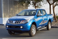 2016 MODEL MITSUBISHI L200 DOUBLE CAB 2.5L DIESEL 4WD MT