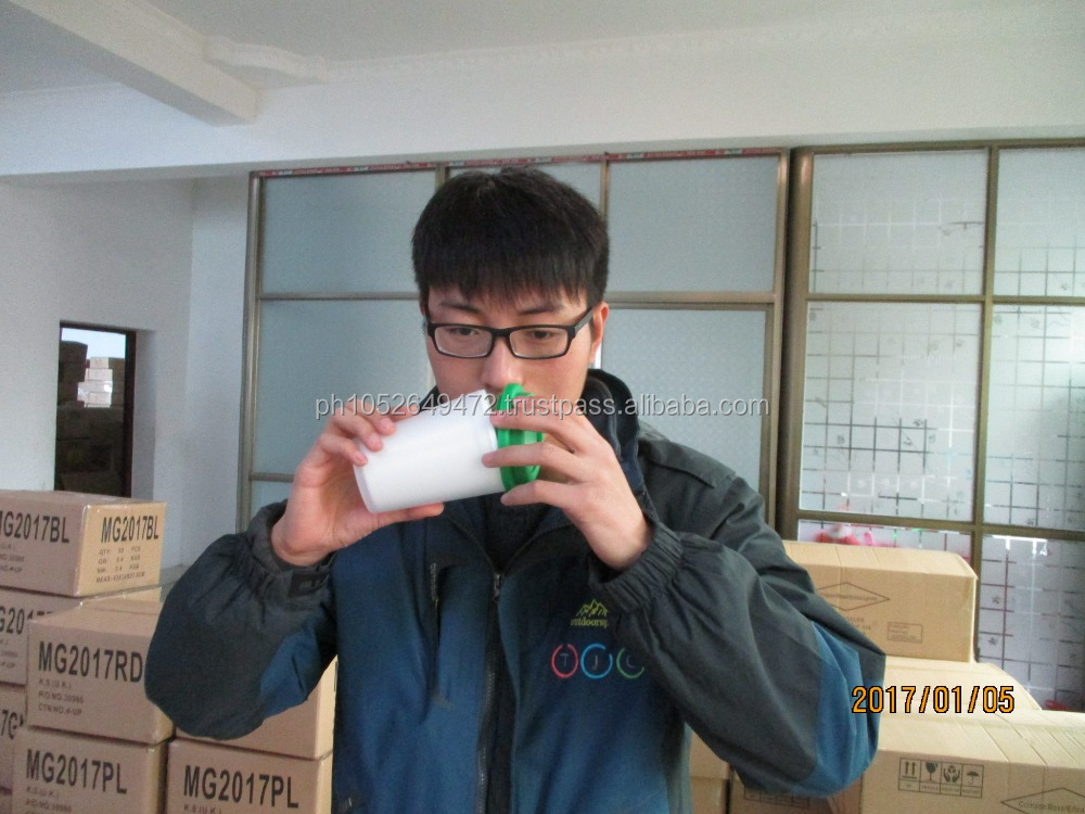 Water Bottles During Production (DuPro) Inspection in China