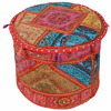 18 Quot Wholesale Embroidered Mirror Ottoman