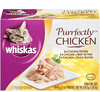 WHISKAS 4 X 400G CHICKEN & DUCK 4PACK FOR SALE