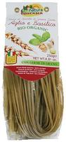Tuscany nature Flavored Organic Pasta All 'Garlic And Basil 250g