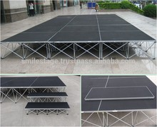ONLY 49.90USD Portable Stage Used Stage Curtains For Sale